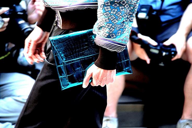 Burberry Prorsum men's purse