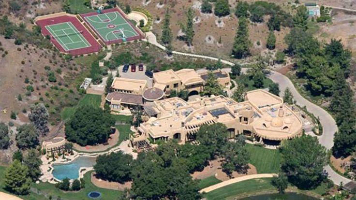 Mansiones de Will Smith