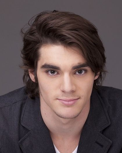 RJ Mitte of Breaking Bad ditches good boy image, poses