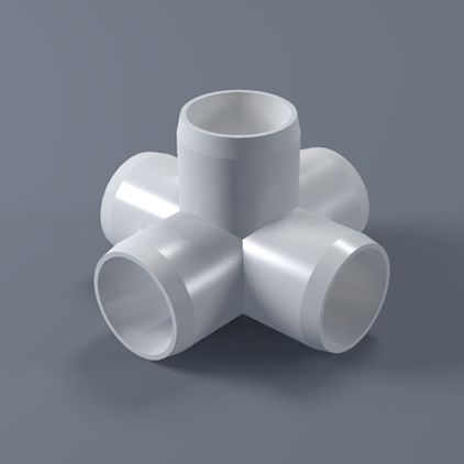 PVC Projects, Plans, Furniture Grade PVC Fittings, Pipe and accessories | FORMUFIT