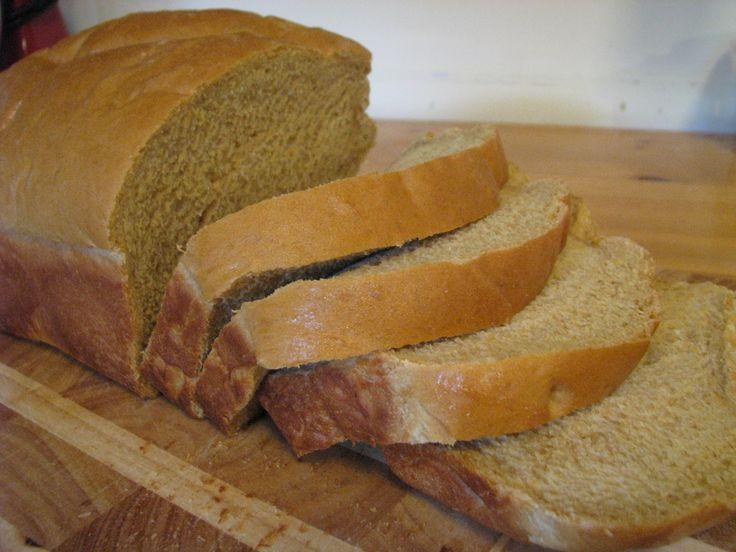 Brown Molasses Bread Mi Kmaq Mama It S Delicious