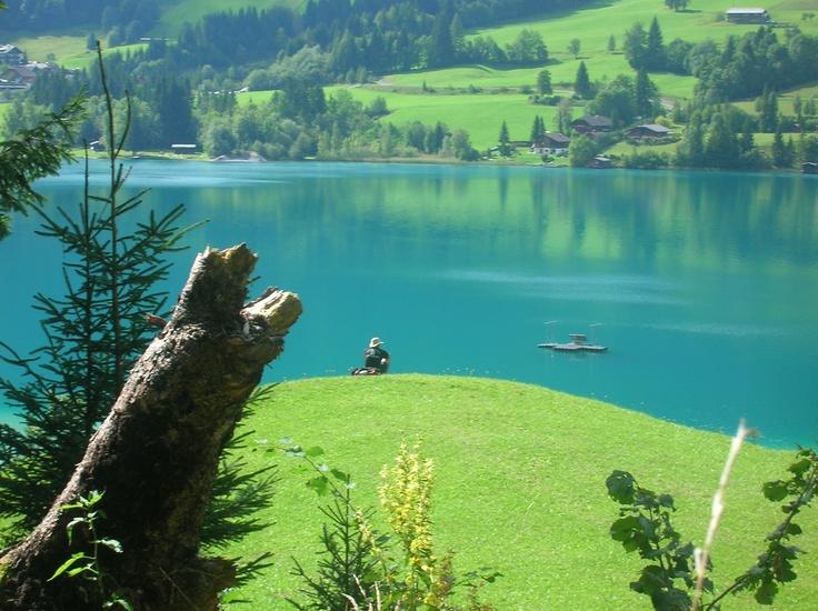 #Weissensee, Austria