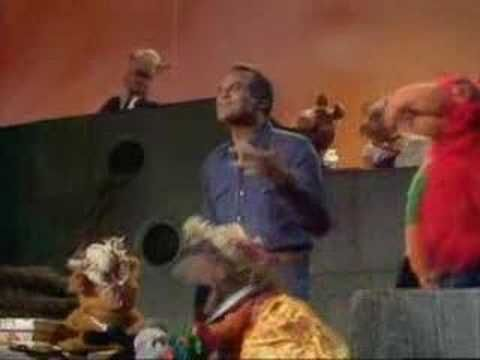 """Gotta have a Muppets video on here!!! : )  Here is Harry Belafonte with the muppets singing """"The Banana Boat Song"""".  One of my all time FAV'S!!!!"""