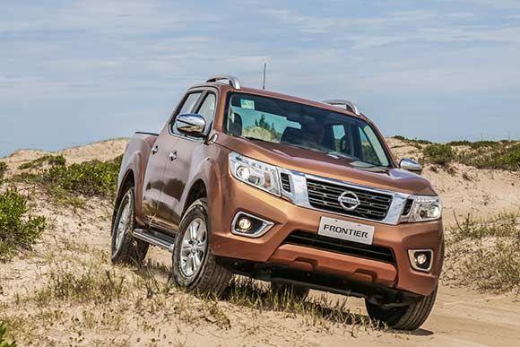 Nissan Frontier 2017 chega por R$ 166.700. Galeria de fotos