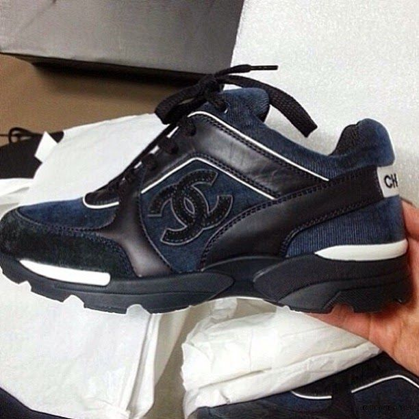 mens chanel sneakers 2015 - Google Search