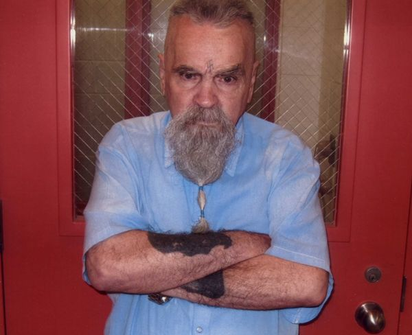 """Charles Manson Today: The Final Confessions of a Psychopath"" by Erik Hedegaard. This is intense. That had to be tough for the writer; I can't imagine inviting that kind of insanity into my life."