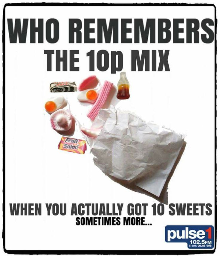 I remember going to the sweetie shop with my pennies to get a 'mix up'. It was back in the days when you could get a 1/2 pence sweetie ,so you got lots in your paper bag. Happy days..