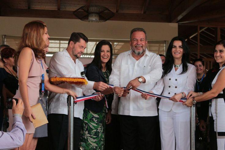 El acto de inauguración se llevó a cabo en el Hotel Meliá Jardines del Rey, ubicado en el archipiélago de Sabana – Camagüey, con la presencia de autoridades de turismo de la región y la subsecretaria de Estado del Ministerio de Bienes y Actividades Culturales y del Turismo de Italia.