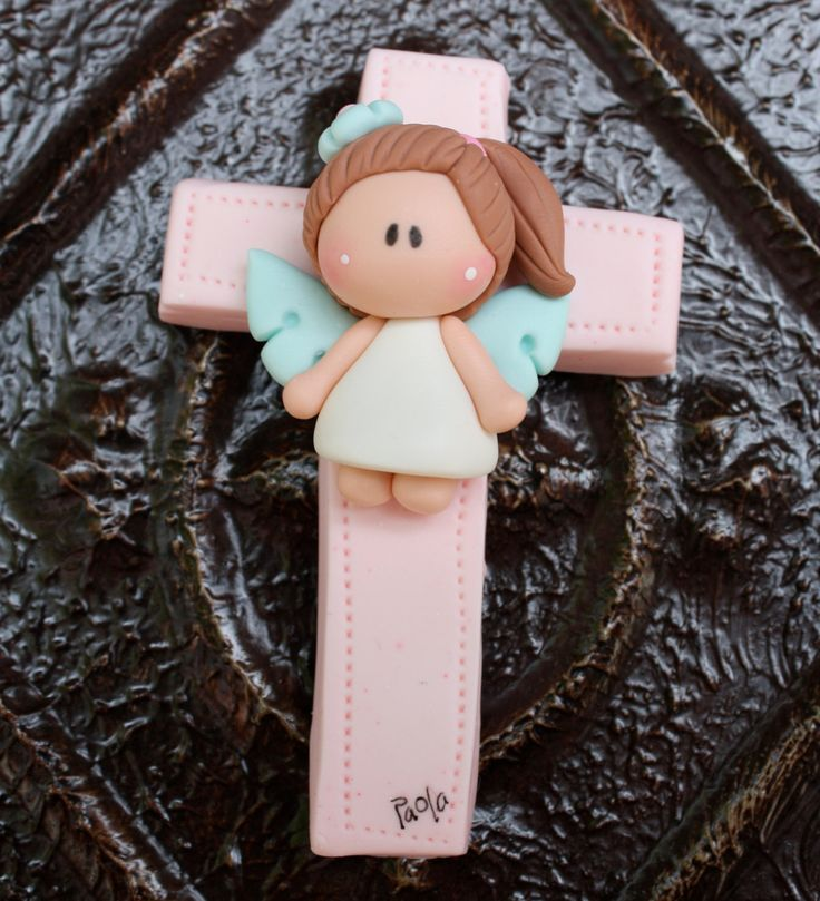 Angel Baptism First Communion Favors por gavo en Etsy, $10,00