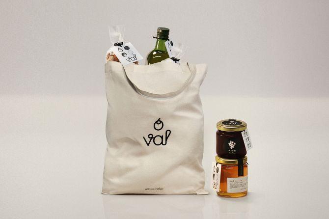 O Val — Packaging http://studioahha.com/O-VAL