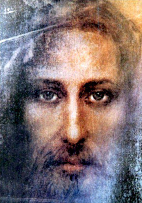 Santo Rostro de Jesus- Holy Face of Jjesus- Prayers and praises.