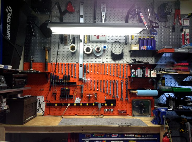 829d3bdd10b857e83dc6162dcee7490b garage organization organization ideas 169 best pegboard ideas images on pinterest metal pegboard Wiring Harness Connectors at gsmx.co