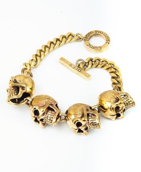 Four Skulls bracelet...