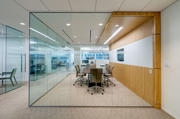Office Tour: Transwestern – Washington DC Offices
