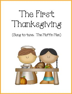 Inspired by Kindergarten: Thanksgiving Story download