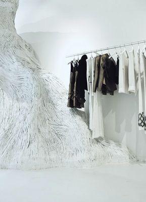 Akin Creative and Guild | Sass & Bide store in Soho
