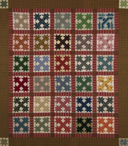 17 Best Images About Turkey Track Quilts On Pinterest