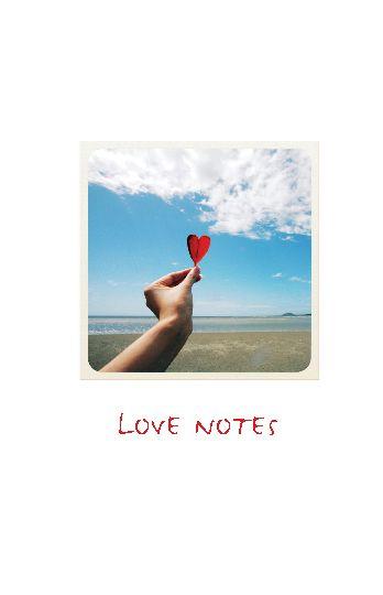 A Valentine's Notebook