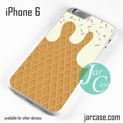 Cute Ice Cream (3) Phone case for iPhone 6 and other iPhone devices