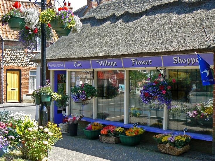 Mundesley Flower Shop