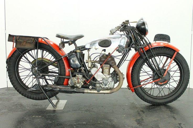 Harley Davidson 1928 28b 350cc 1 Cyl Sv: Terrot HST C.1930 350cc 1 Cyl Sv Sold Terrot HST C.1930