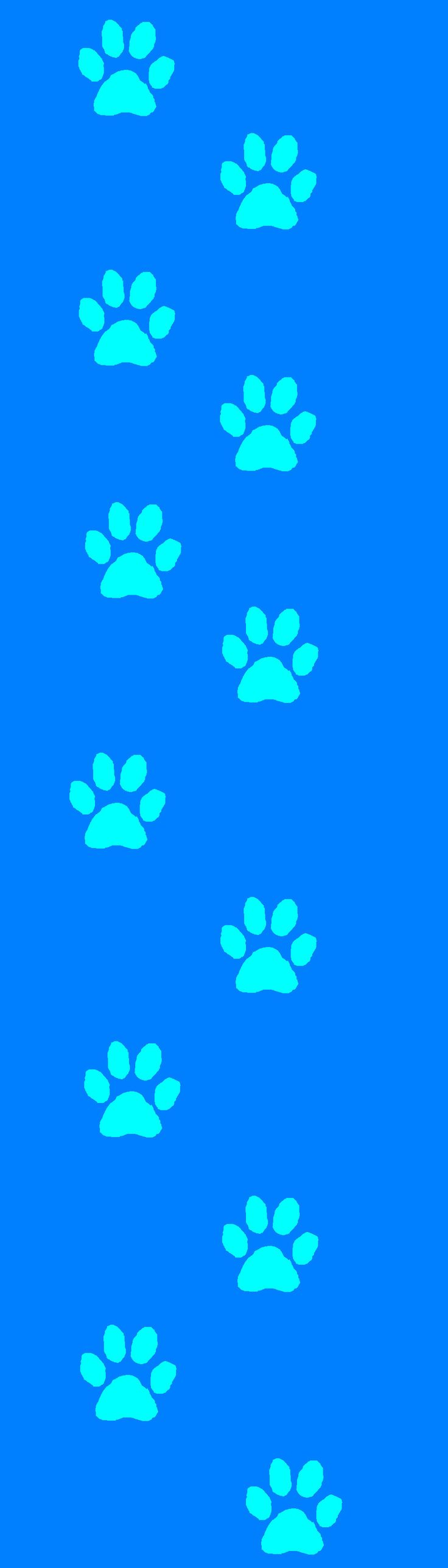 Dog Paw Print Background - Bing images | Paw Prints ...