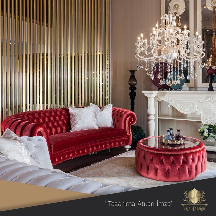 Afrodit Koltuk Takımı, İthal Kumaş Döşeme, İki Kanepe, İki Koltuk.  www.artdesign.com.tr  #mobilya #modoko #afrodit #kanepe #velvet #avangard #avangardmobilya #country #project #furnituredesign #avangardart #design #decor #sofa #interior #home #interiordesign #luxuryfurniture #artdesign
