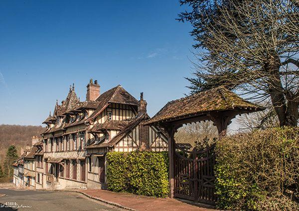 Lyons-la-Forêt – Région Haute-Normandie - Les villages candidats en 2015 - Le village préféré des français - France 2