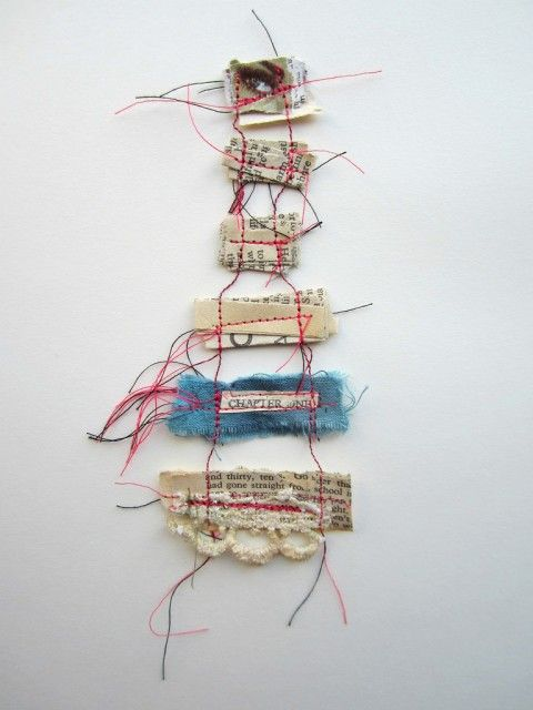 Stitch Therapy - Memory Thread Chapter One - Emma Parker