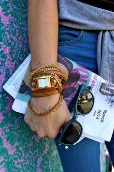 Lovin' La Mer Collections unique timepieces. Hand assembled in USA. Genuine Italian leather.  Free shipping within UAE.  Available styles via this link:https://www.facebook.com/media/set/?set=a.940357479346113.1073741832.323175764397624&type=3  lamercollections #watch #ladies #women #fashion #style #love #dubai #mydubai #dubaifashion #abudhabi #abudhabifashion #fashionstatement #ootd #outfit #uae #gcc #ksa #saudiarabia #me #middleeast #italian #leather #gold #swarovski #precious #igers #potd