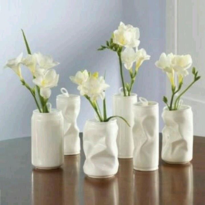 Vaser af dåser - sodavand
