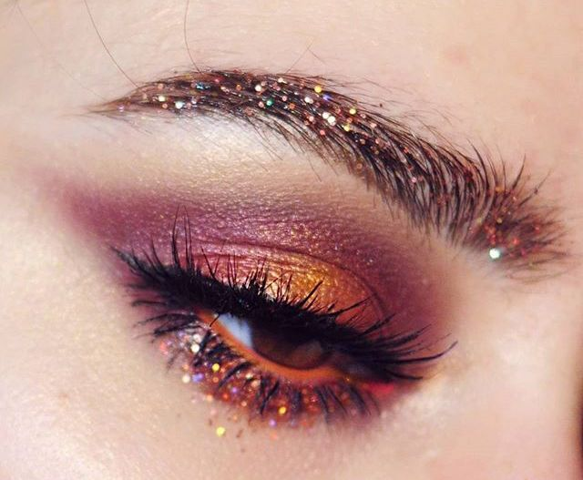 NYE NYC new years eve party eye makeup
