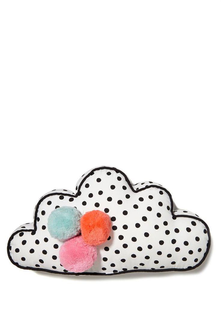 cloudy fun cushion
