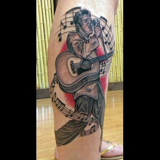 Tattoo Ideas Elvis: 17 Best Ideas About Elvis Tattoo 2017 On Pinterest