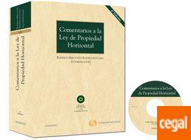 Comentarios a la Ley de Propiedad Horizontal / Rodrigo Bercovitz Rodríguez-Cano (Coordinador) ; autores, Pilar Álvarez Olalla
