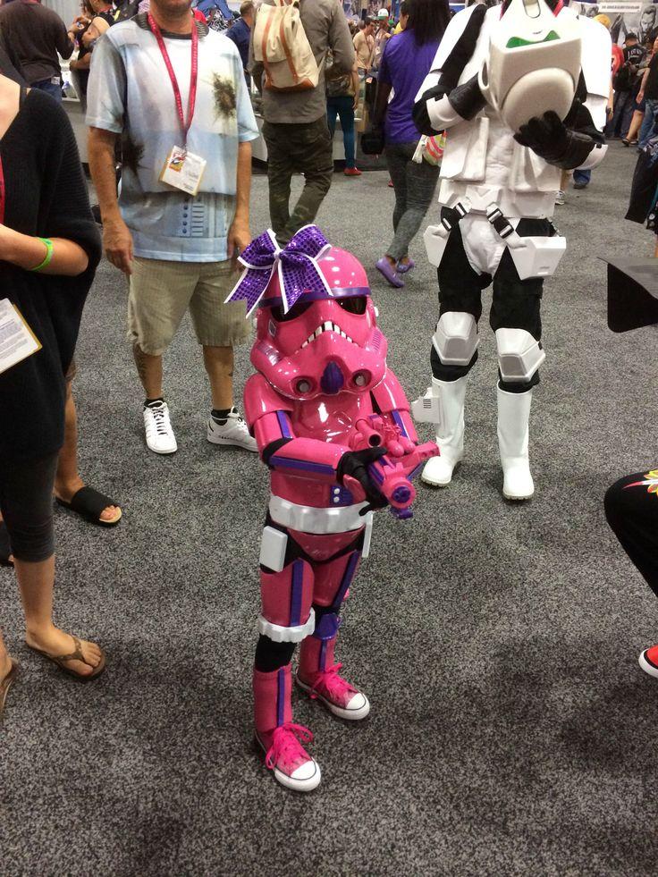 La plus mignonne des Stormtrooper