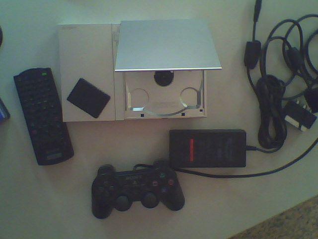 6055 - € 59 - Gioco PS2 Silver Accessori, memory Card, Lettore DVD