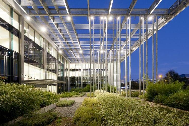 VERTIGO | Offices | Assar Architects