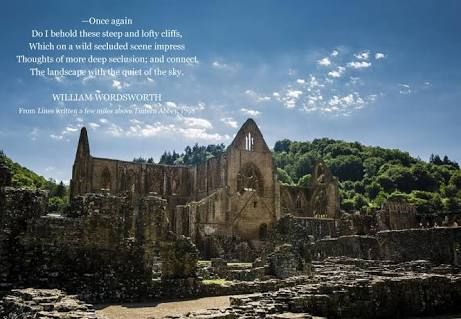 Image result for wordsworth tintern abbey