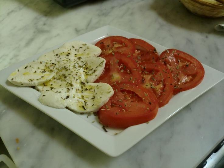 Insalata Caprese!  Caprese Salad!! #caprese #salad