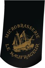 Microbrasserie Le Naufrageur, Bières Gaspésiennes du Québec!