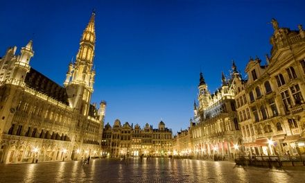 Hotel Izan Avenue Louise à Bruxelles : City-trip 4* à Bruxelles: #BRUXELLES 55.00€ au lieu de 149.25€ (63% de réduction)