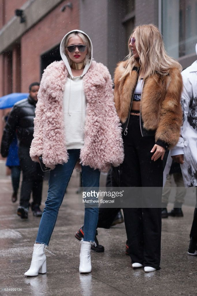Shea Marie And Caroline Vreeland Are Seen Attending Public