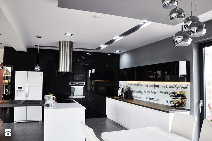 Kuchnia styl Nowoczesny Kuchnia - zdjęcie od Am Design Studio projektowania wnętrz