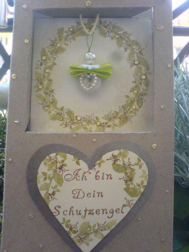 Schutzengelkarte - Guardian Angele Card