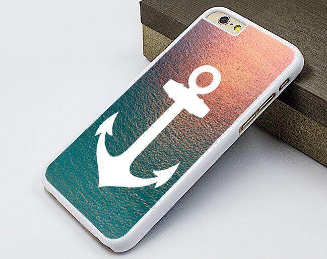 iphone 6 plus case,unique iphone 6 case,art anchor iphone 5s case,sparkling…