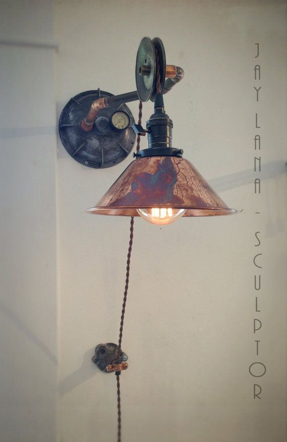 102 Best Images About Repurposed Lighting On Pinterest