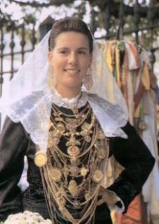 Minhota bonita (Pretty Portuguese Woman from Minho)