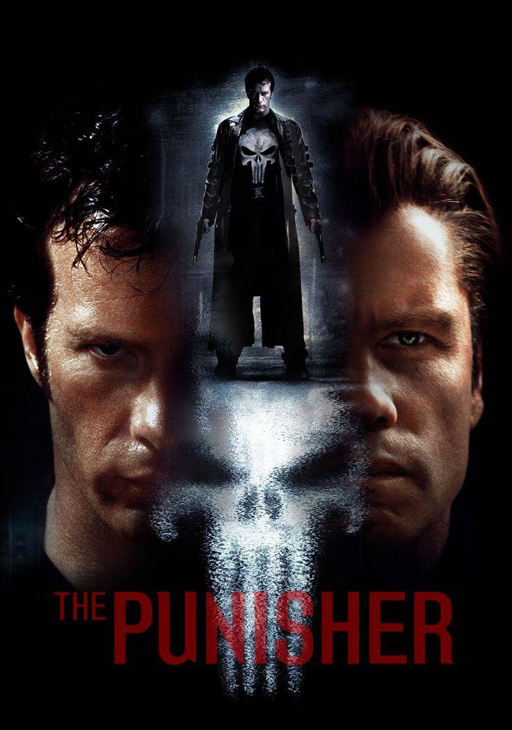 Punisher 2004 Filmposter The Punisher Thomas Jane