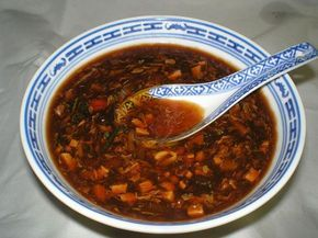 Ostrokysla polievka